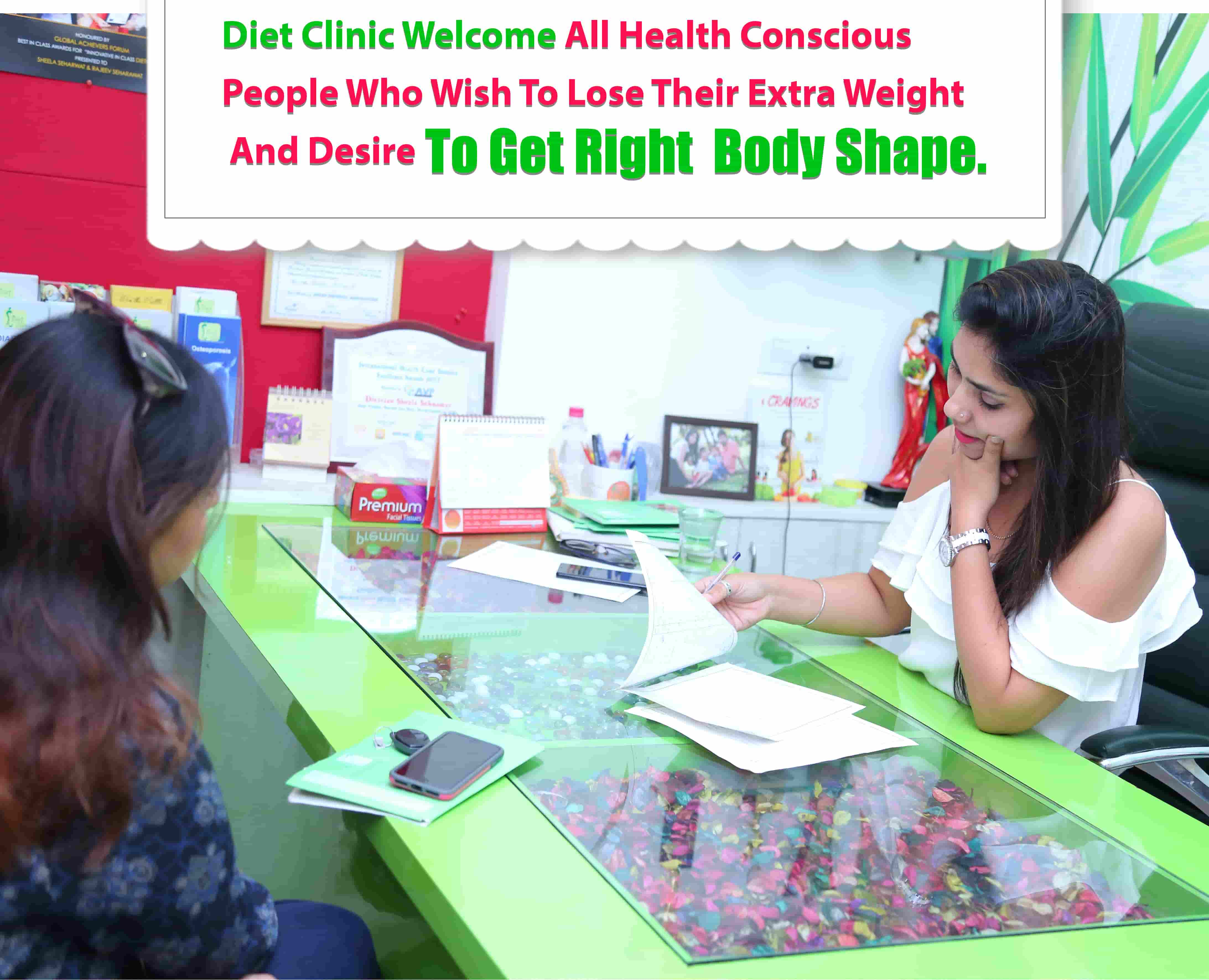 WHY DIET CLINIC?