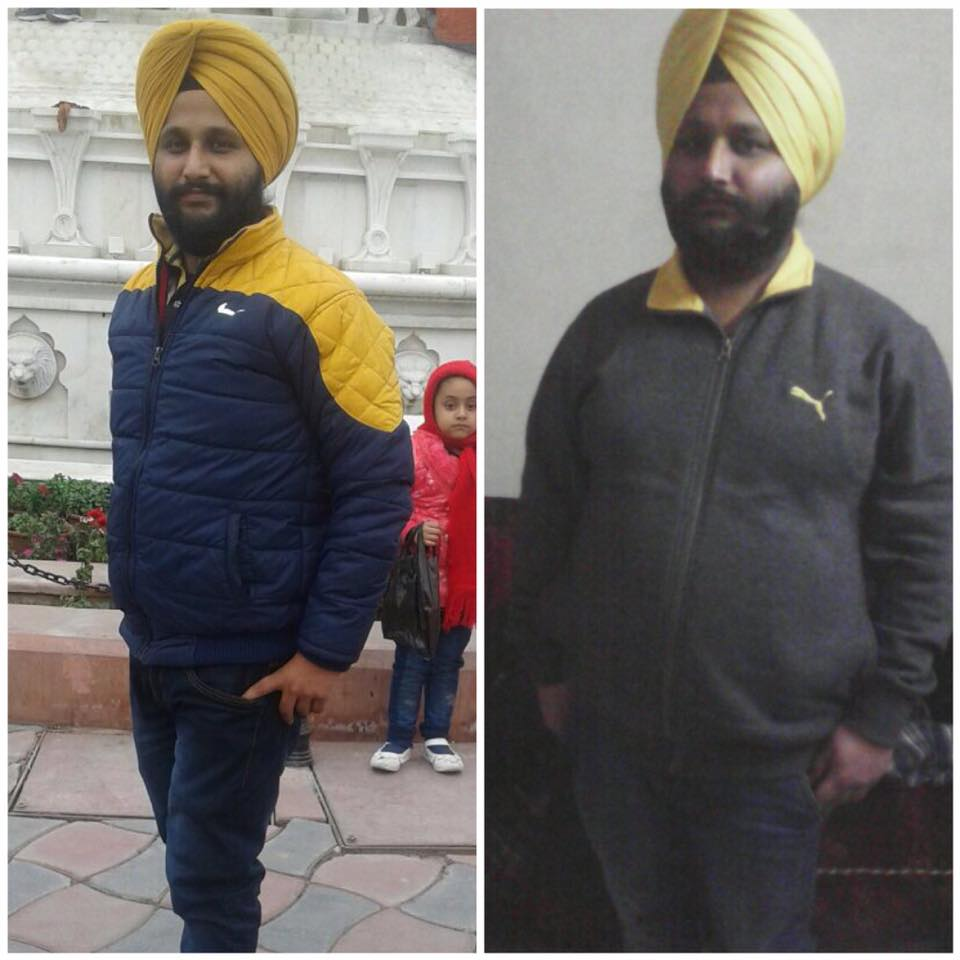 weight loss achievers story